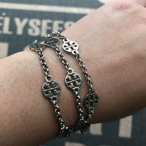 Tory Burch multistrand bracelet